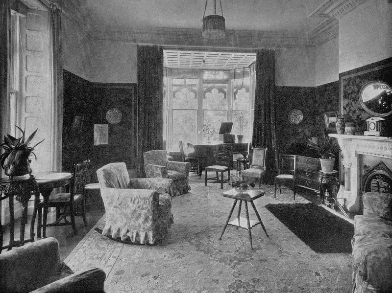 Drawing Room Levens Hotel