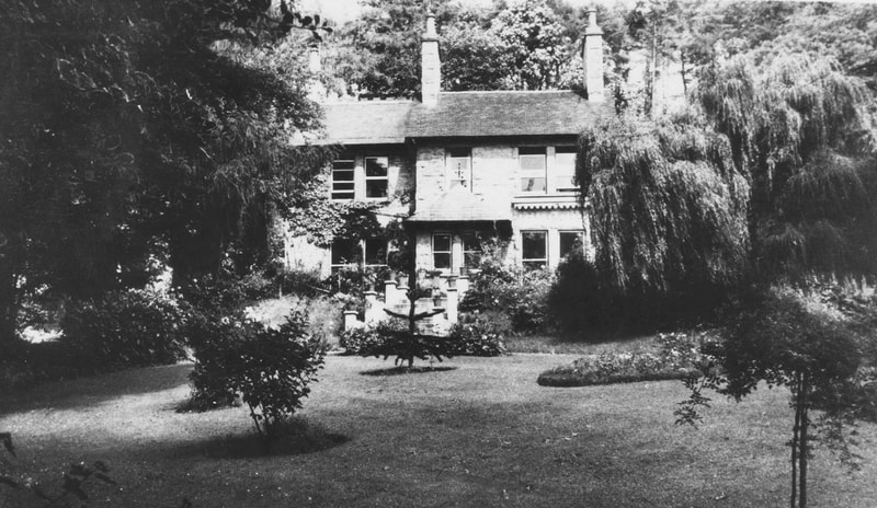 Whinthwaite Guest House 1959